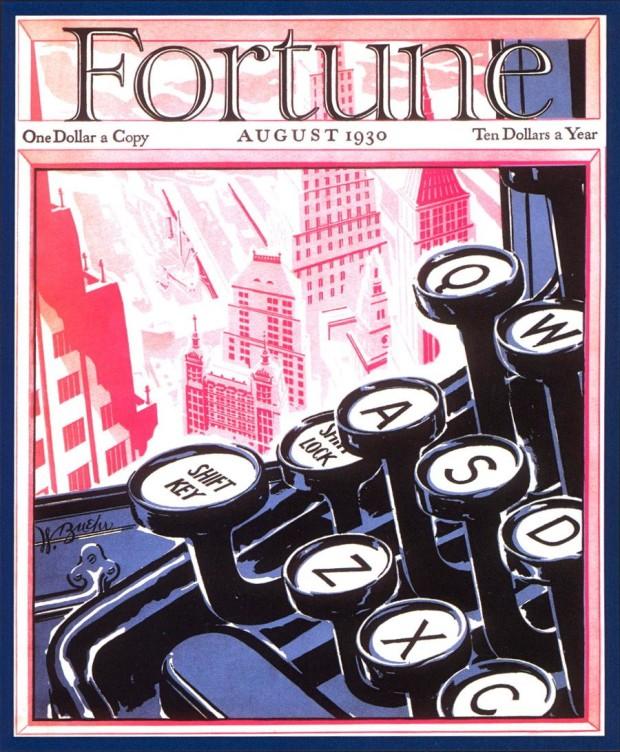 Fortune Aug 1930