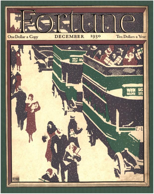 Fortune Dec 1930