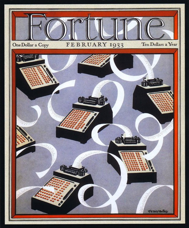 Fortune Feb 1933
