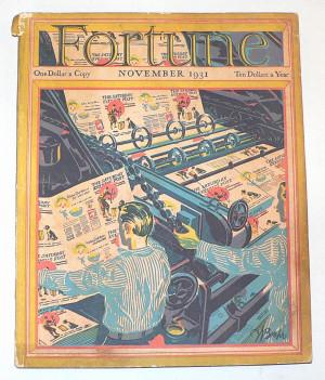 Fortune Nov 1931