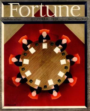 Fortune Oct 1939