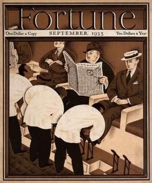 Fortune Sept 1935