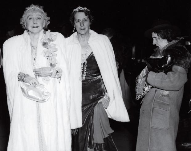 Weegee Society Women