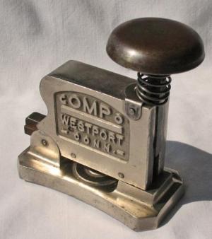 Compo Stapler (Compo Manufact Co) mid-'20s