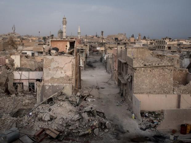 Mosul 2017