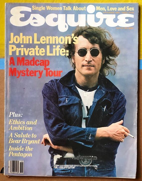 Lennon Esquire cover